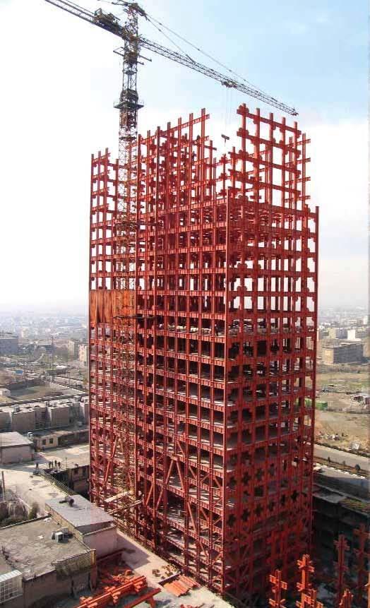 سازه فولادی یا بتنی؟|ساختمانت دات کامسازه فولادی یا بتنی؟